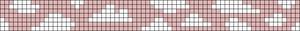 Alpha pattern #1654 variation #41749