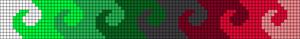 Alpha pattern #10315 variation #41861