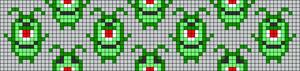 Alpha pattern #37909 variation #41876
