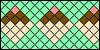 Normal pattern #17435 variation #41909