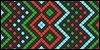Normal pattern #35353 variation #41960