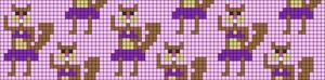 Alpha pattern #37975 variation #41972