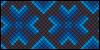Normal pattern #32400 variation #42004