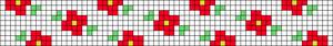 Alpha pattern #26251 variation #42107
