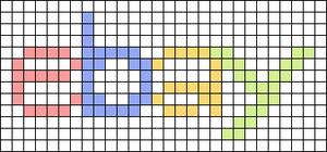 Alpha pattern #38025 variation #42116