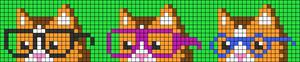 Alpha pattern #23771 variation #42118