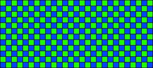 Alpha pattern #4234 variation #42188