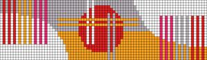 Alpha pattern #37236 variation #42214