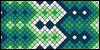 Normal pattern #10388 variation #42321