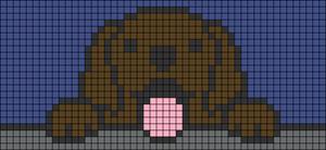 Alpha pattern #30630 variation #42357
