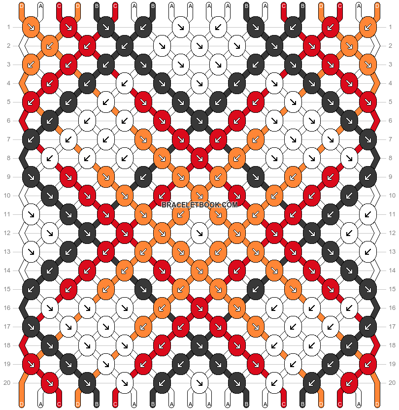 Normal pattern #32406 variation #42417 pattern