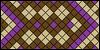 Normal pattern #3907 variation #42431