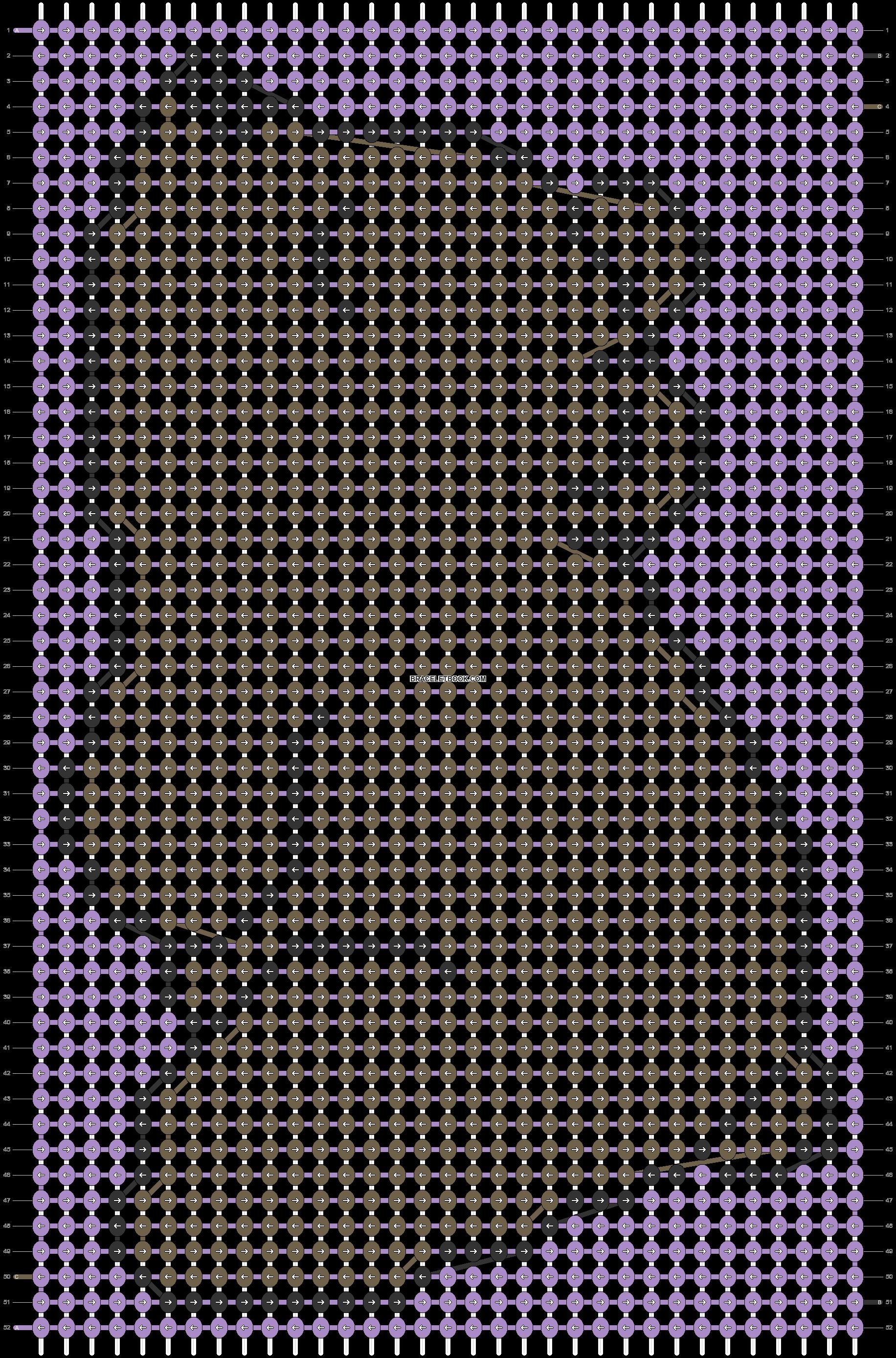 Alpha pattern #38157 variation #42636 pattern