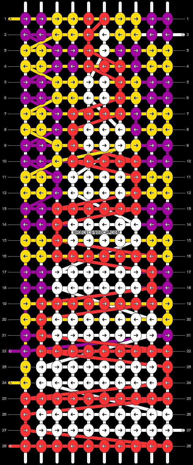 Alpha pattern #38158 variation #42637 pattern