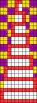 Alpha pattern #38158 variation #42637