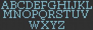 Alpha pattern #29539 variation #42643