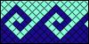 Normal pattern #5608 variation #42666