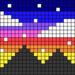 Alpha pattern #35960 variation #42678