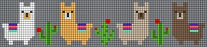 Alpha pattern #37419 variation #42731