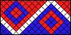 Normal pattern #11147 variation #42804
