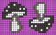 Alpha pattern #26610 variation #42883