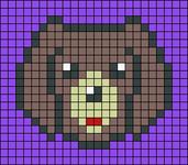 Alpha pattern #38294 variation #42940