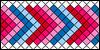 Normal pattern #20800 variation #42986