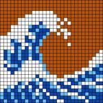 Alpha pattern #26588 variation #43035