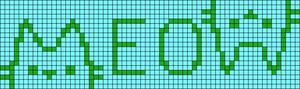 Alpha pattern #22906 variation #43065