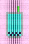 Alpha pattern #38351 variation #43190