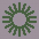 Alpha pattern #38388 variation #43234
