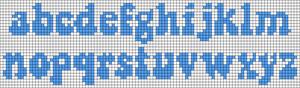 Alpha pattern #38069 variation #43280