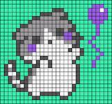 Alpha pattern #38456 variation #43450