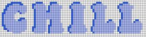 Alpha pattern #38274 variation #43454