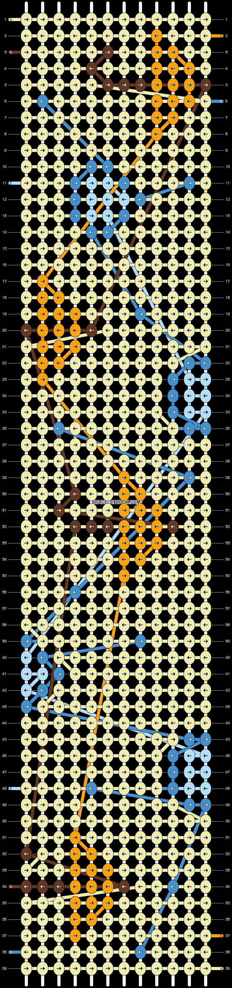 Alpha pattern #35447 variation #43573 pattern