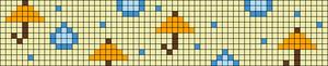 Alpha pattern #35447 variation #43573