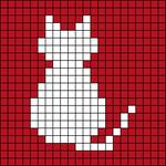 Alpha pattern #34702 variation #43587