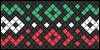 Normal pattern #31346 variation #43700