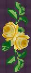 Alpha pattern #38496 variation #43794