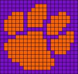 Alpha pattern #5610 variation #43940