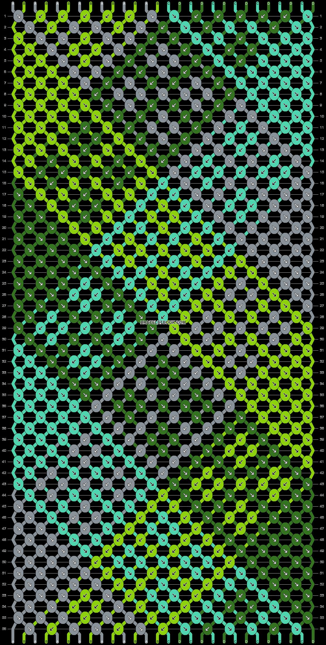 Normal pattern #31583 variation #43979 pattern