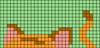 Alpha pattern #34270 variation #44042