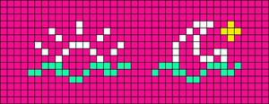 Alpha pattern #38322 variation #44206