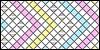 Normal pattern #14920 variation #44211