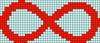 Alpha pattern #3655 variation #44240