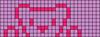Alpha pattern #894 variation #44295