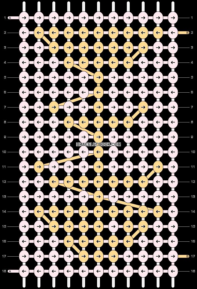 Alpha pattern #191 variation #44298 pattern