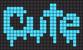 Alpha pattern #32833 variation #44301