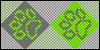 Normal pattern #37544 variation #44315