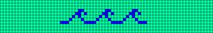 Alpha pattern #38672 variation #44318